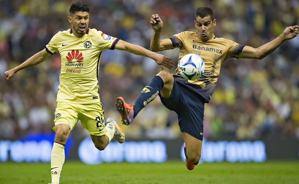 Fútbol, Liga MX: América aventaja a Pumas en las apuestas online para el Clásico Capitalino