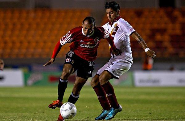 Futbol: Coras estrena técnico con victoria sobre Tijuana en la Copa