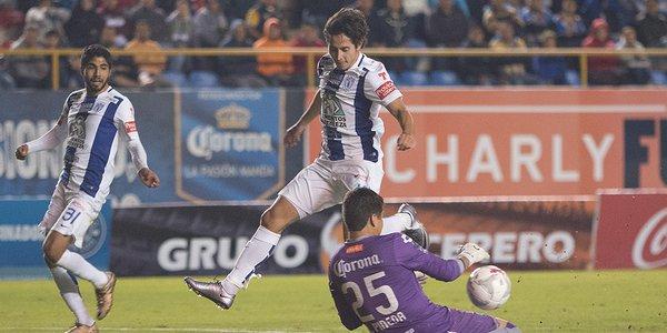 Futbol, Copa MX: Pachuca logra cuatro puntos de su visita a San Luis