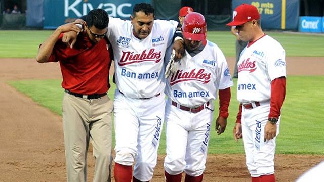 Beisbol, LMB: Gerónimo Gil será operado de la rodilla.