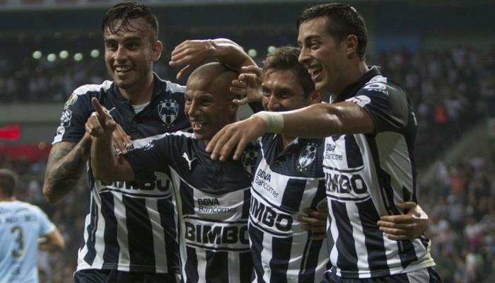 Futbol: Funes Mori no jugará la Jornada 17 con Monterrey por fingir una falta