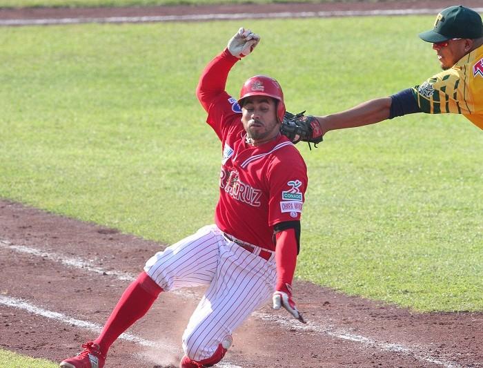 Beisbol, LMB: Olmecas gana la doble cartelera a Rojos del Águila en Veracruz