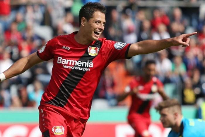 Futbol: Chicharito manifestó quienes son los mejores que ha visto jugar