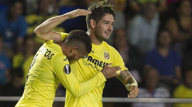 Futbol: Villarreal con Jonathan Dos Santos empata en Europa League
