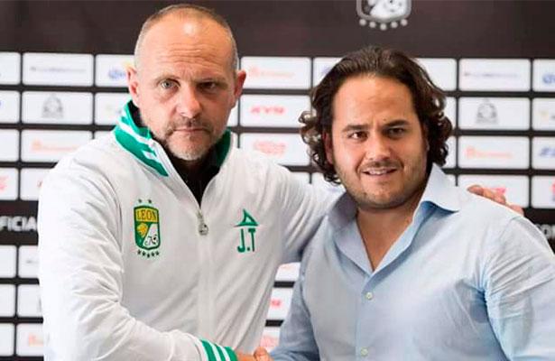 Futbol: Torrente fue presentado y no descarta la Liguilla para León