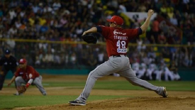 Beisbol, LMP: Gran salida de Oyervidez y Mayos gana la serie a Tomateros