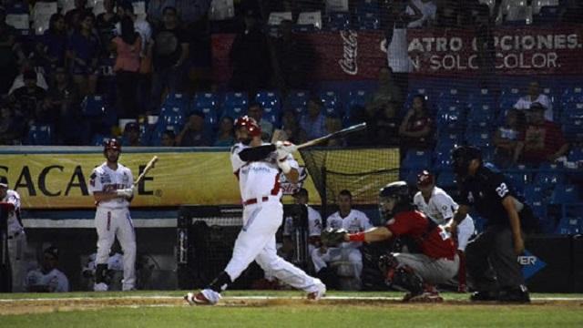 Beisbol, LMP: Mayos sorprende a Venados y se acreditan el primero de la serie