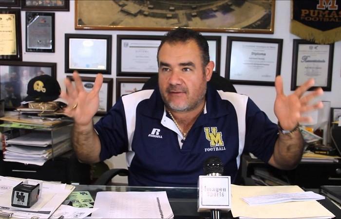 Futbol Americano: Carlos Altamirano fuera de ONEFA por cinco años