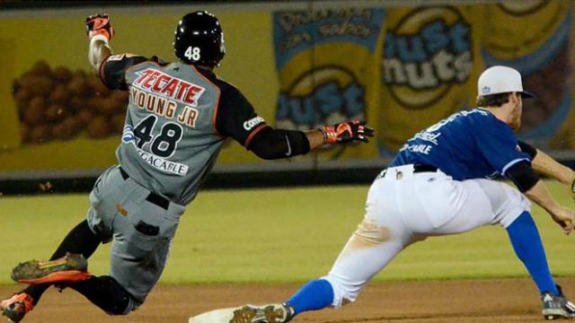 Beisbol: Naranjeros amarra la serie en Obregón, derrota a Yaquis 4-3