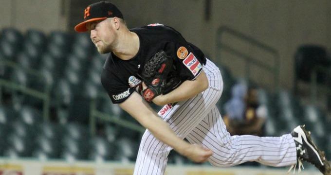 Beisbol: Los Naranjeros aseguran la serie ante Charros