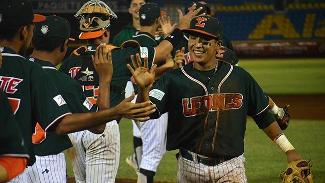 Beisbol, LMB, LPB: Leones de Yucatán lidera la Liga Peninsular