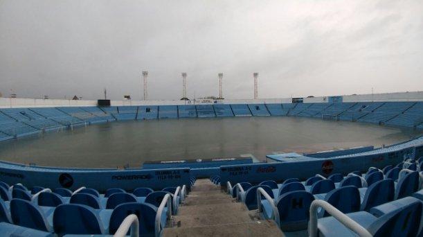 Futbol: Suspenden el Tampico-Leones Negros por inundación