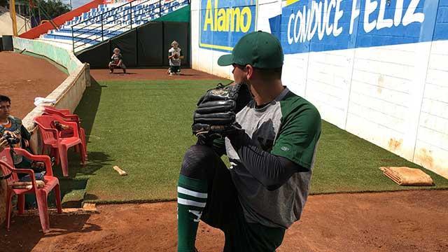 Beisbol, LMB: Alejandro Martínez busca ser abridor en el staff de Leones de Yucatán