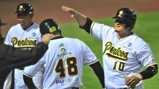 Beisbol, LMB: César Tapia se mantiene con los Pericos de Puebla en 2017