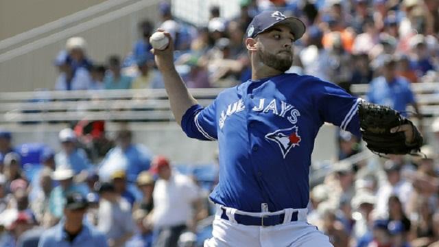 Beisbol, MLB: Marco Estrada lanzará el juego inaugural con los Azulejos de Toronto
