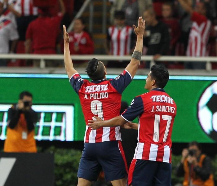 Fútbol: Pulido confía en que Chivas triunfará en casa