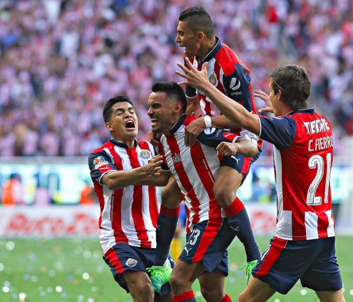 Fútbol: Guadalajara iguala al América en doce campeonatos