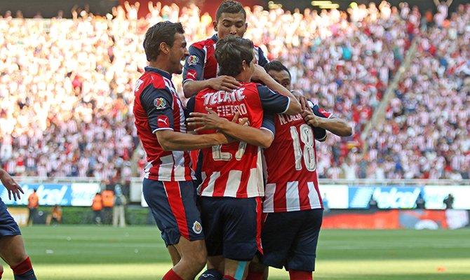 Fútbol: Chivas regresa a la final de la Liga MX después de 11 años