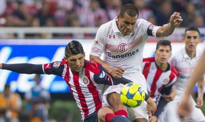 Fútbol: Toluca con la misión de aprovechar su casa ante Chivas en la ida
