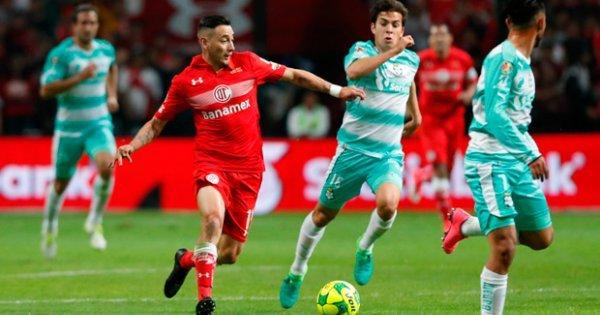 Fútbol: Toluca es derrotado en la vuelta pero consigue avanzar