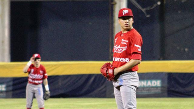 Beisbol, LMB: Diablos blanqueó en el puerto para empatar la Serie Roja
