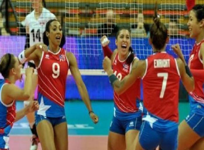 NORCECA, Voleibol: Puerto Rico se queda con el tercer puesto de la Copa Panamericana