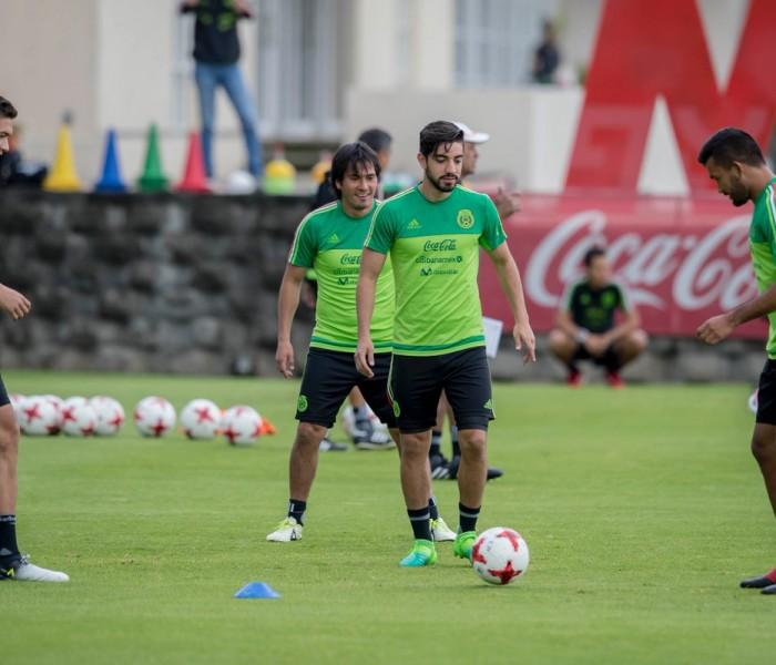 Fútbol: Selección Mexicana de Copa de Oro tendrá duelo ante Ghana