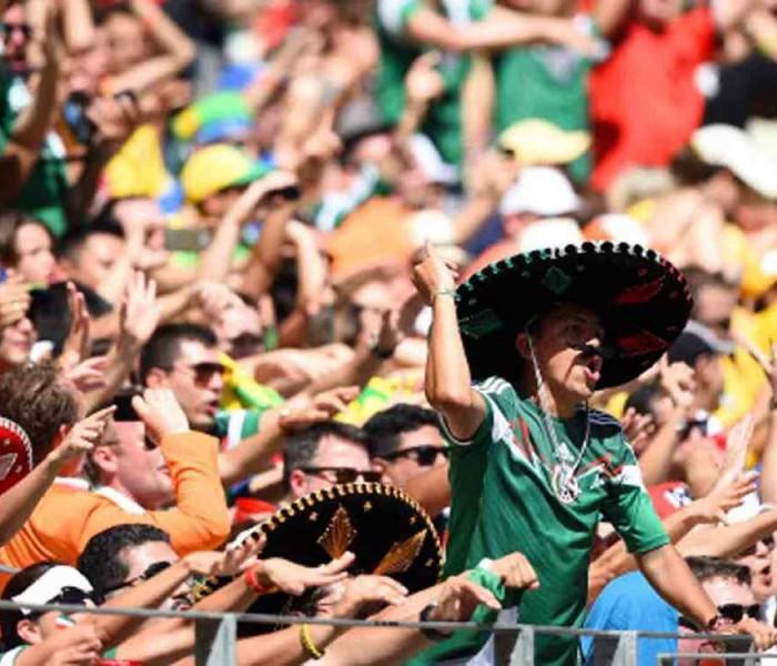 Fútbol: FIFA impone advertencia a México por el grito homofóbico