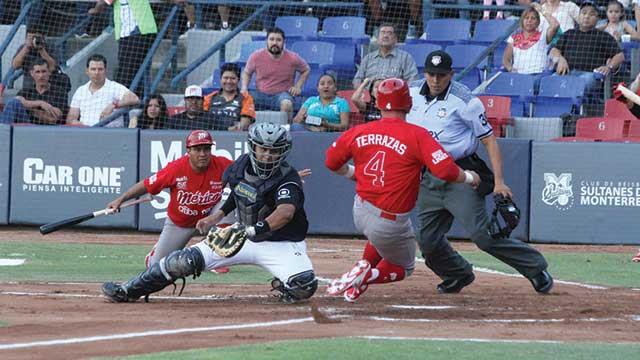 Beisbol, LMB: Acosta llegó a 11 triunfos y Diablos lo respalda para blanquear a Sultanes
