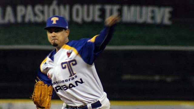 Beisbol, LMB: Astorga contuvo a la ofensiva de Diablos y Olmecas emparejó la serie