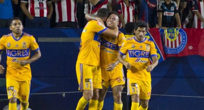 Fútbol: Tigres toma venganza y se queda con el Campeón de Campeones