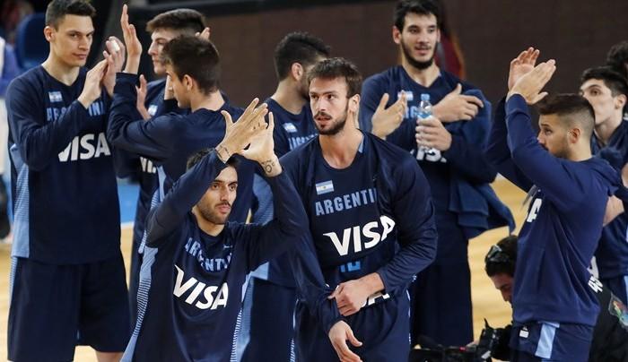 FIBA, Baloncesto: Argentina piensa en las semifinales