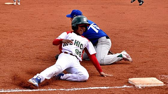 Beisbol, WBSC: México consiguió su pase a la segunda ronda del Mundial Sub-12