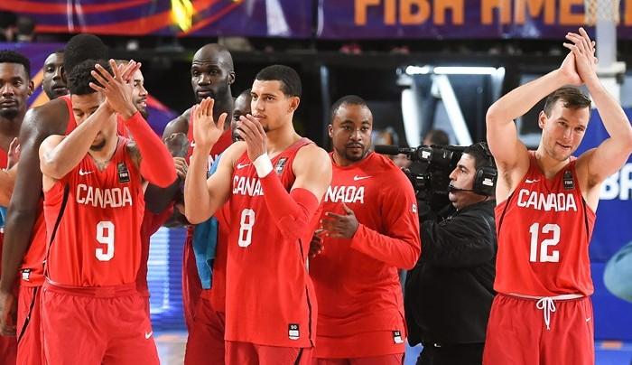 FIBA, Baloncesto: Canadá cerró el grupo B con una victoria