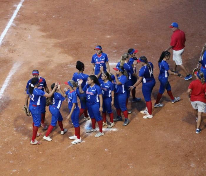 Softbol, WBSC: Puerto Rico se llevó dos y Dominicana cerró con blanqueada el día cinco
