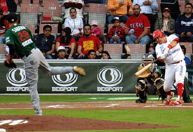 Beisbol, LMB: Con el sello de la casa, Diablos le sacó el juego a Toros para aventajar la serie