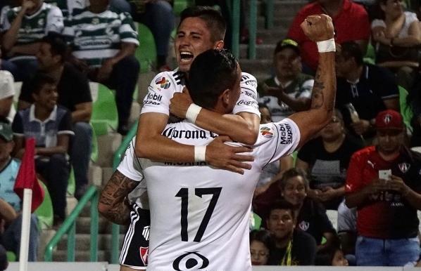 Fútbol: Atlas saca tres puntos de Torreón, sigue con aspiración de Liguilla