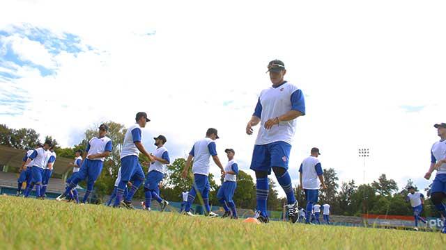 Beisbol, LIM: Cajeteros de Celaya arrancó sus trabajos de pretemporada para la LIM 2017