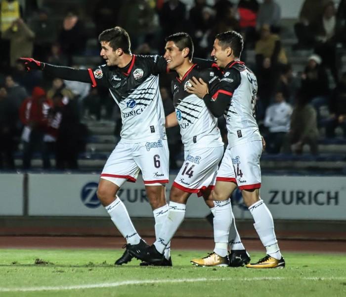 Fútbol: Lobos continúa aullando en la Copa MX