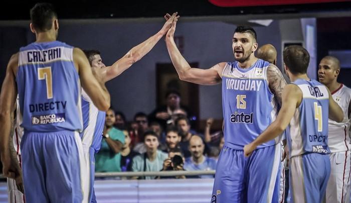 FIBA, Baloncesto: Uruguay anuncia la lista