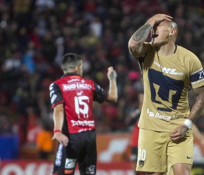 Fútbol: Xolos mordió a los Pumas en la Jornada 8