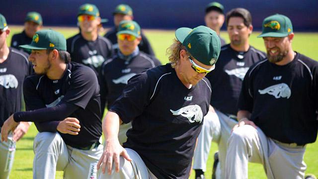 Beisbol, LMB: Pericos acelera preparación física y mental