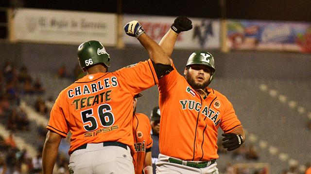 Beisbol, LMB: Cuadrangular de Luis Juárez le dio el triunfo a Leones