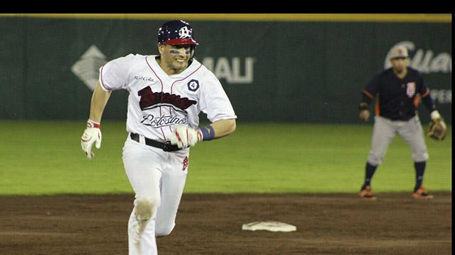 Beisbol, LMB: Grand Slam de Zazueta impulsó victoria de Bravos sobre Tigres