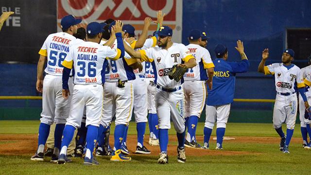Beisbol, LMB: Olmecas contuvo a la ofensiva rielera para emparejar la serie
