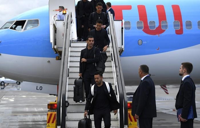 Fútbol: México llega a Rusia para el Mundial