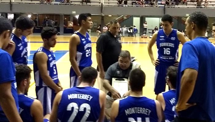 ABE, Baloncesto: El TEC de Monterry brilla en casa