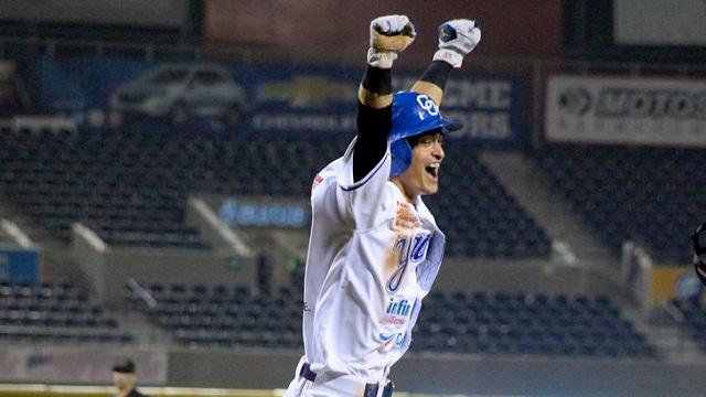 Beisbol, LMP: Triunfo de Yaquis ante Charros en juegazo de extra innings