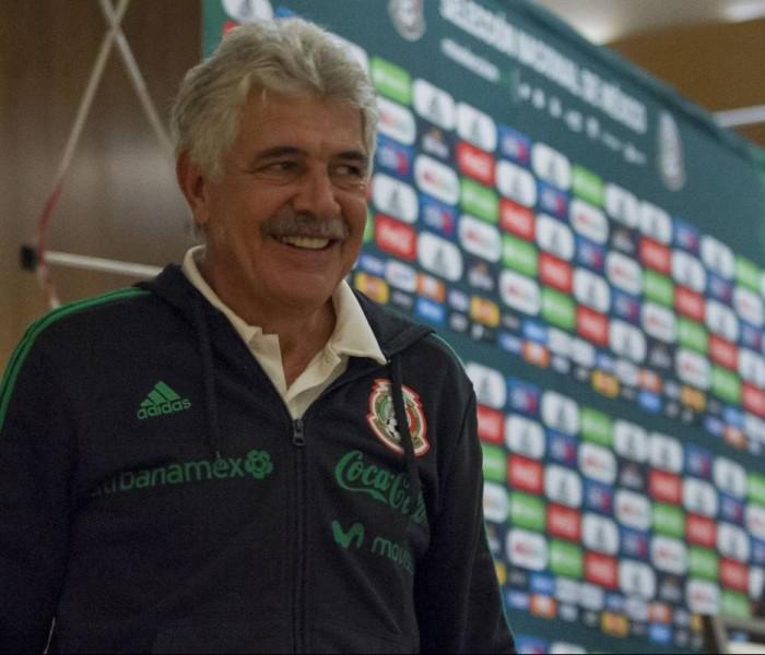 FUTBOL, SELECCIÓN MEXICANA: ¿El Tuca deja a la Selección?