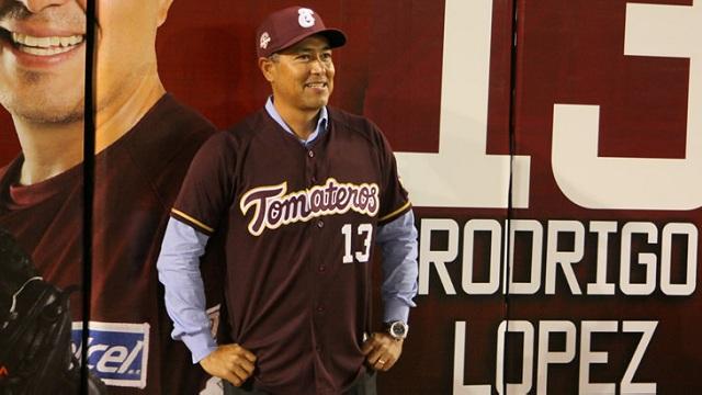 Beisbol, LMP: Honor a quien honor merece: Rodrigo López ya es inmortal